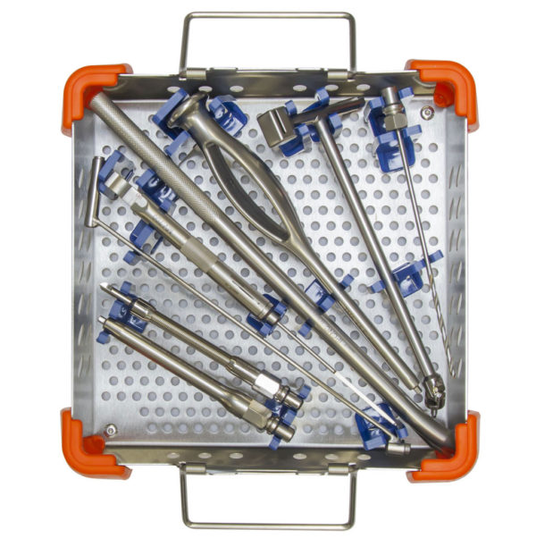 Novae® Ancillary Equipment pins and screws