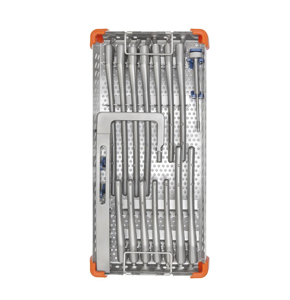 SAGITTA® EVL R right tray